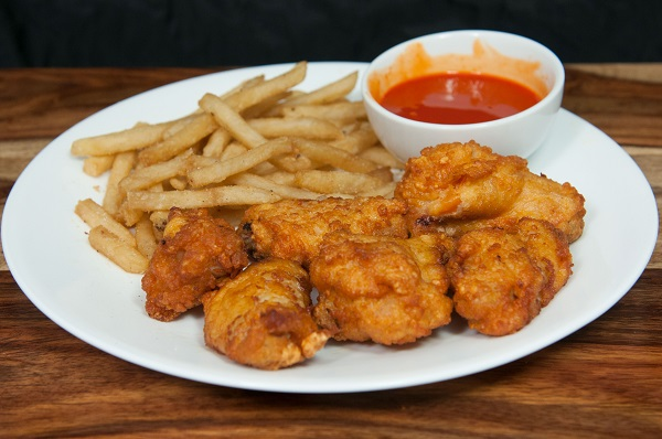 10. Chicken Wings