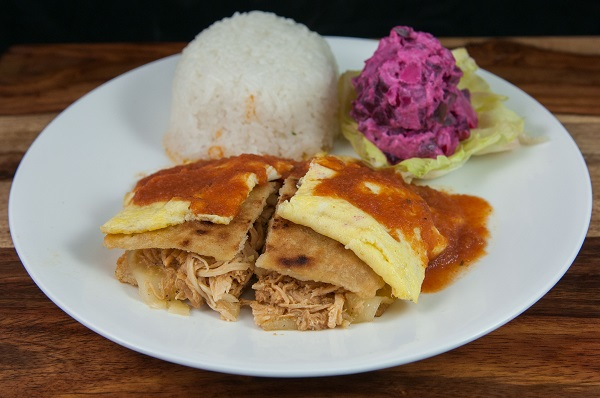 32. Chilaquiles
