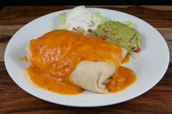 41. Burrito