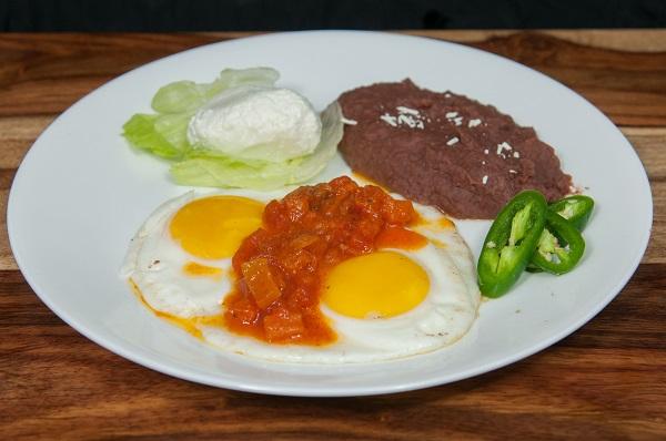 7. Huevos Rancheros