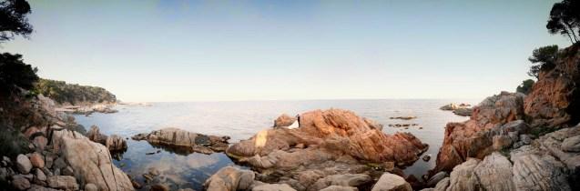Panorámica Mar Mediterráneo