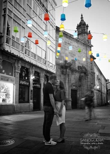 Fotógrafo en Santiago de Compostela