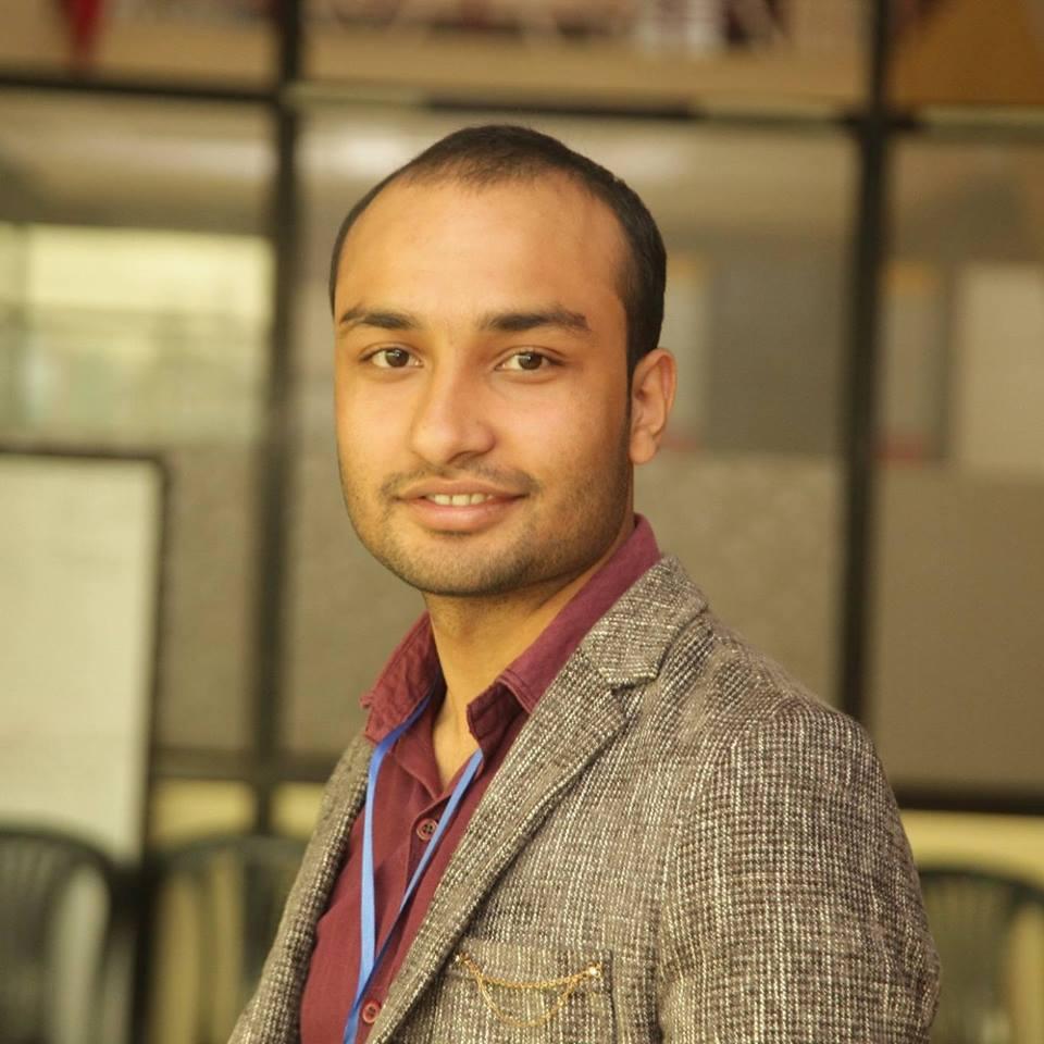 Prabin Bhandari - Sano Sansar Initiative