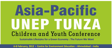 Asia Pacific TUNZA Conference Organized