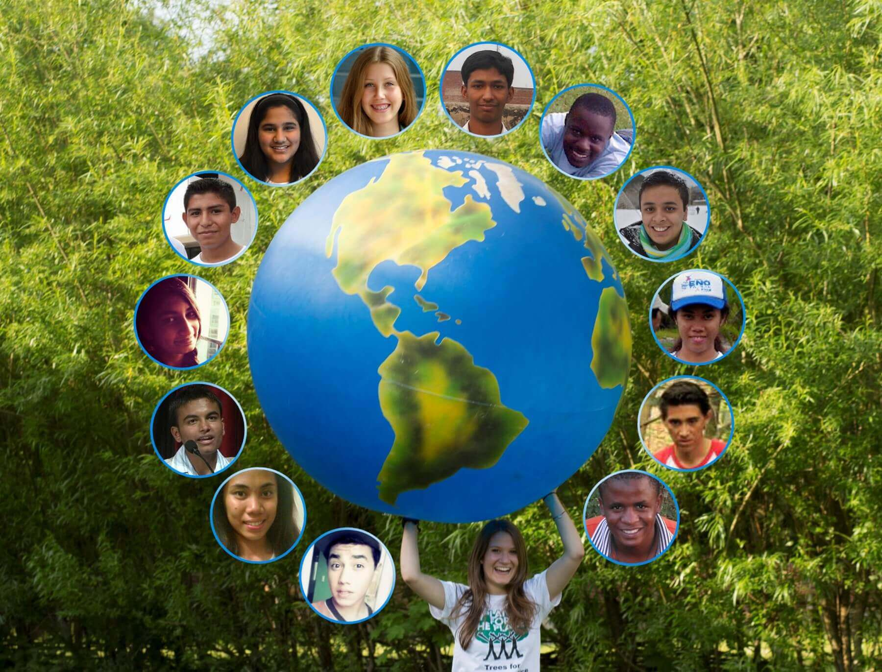 Invitation to attend Plant for The Planet Youth Summit
