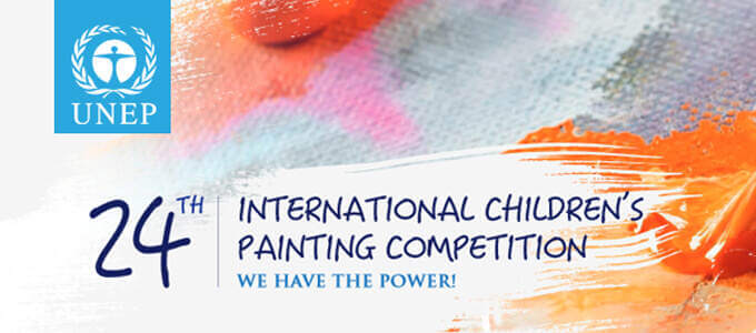 UNEP's Children's Painting Competition