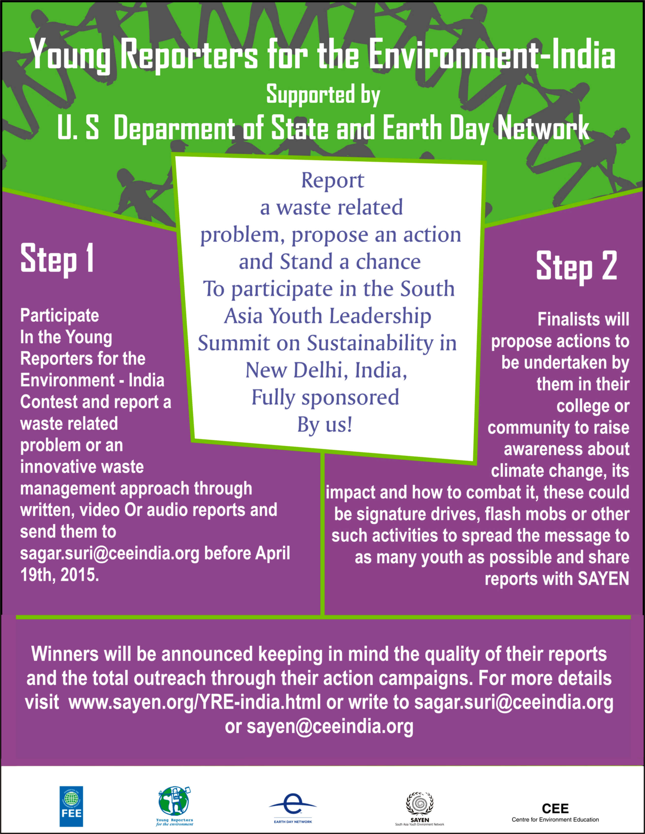 Apply for the South Asia Youth Leadership Summit in India
