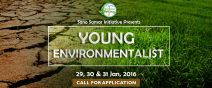 Call For Applications – Young Environmentalist
