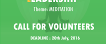 Call For Volunteering : Jigyasa Leadership