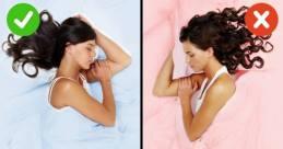 правилната позиция за сън