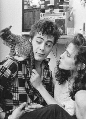Робърт Дуейн Джуниър и Сара Джесика Паркър, 1983