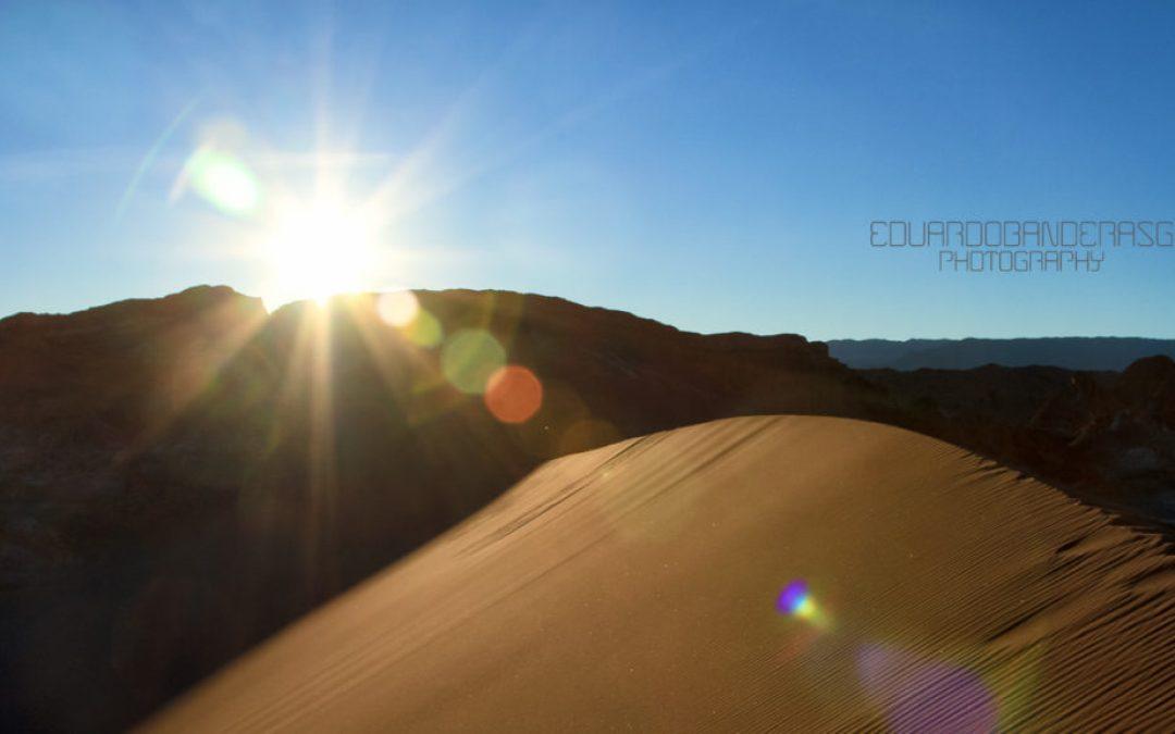 Fotografía de San Pedro de Atacama por Eduardo Banderas