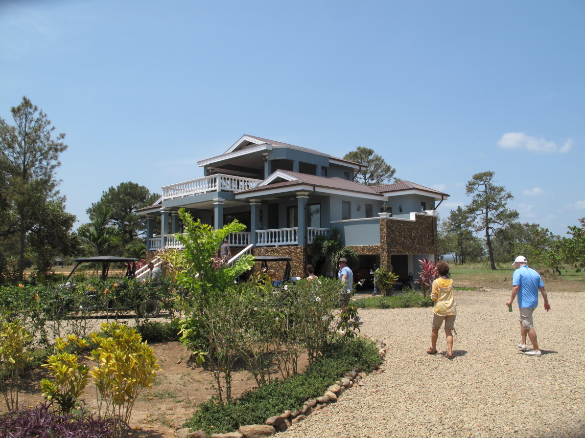 My Tour Around the Sanctuary Belize Mega-Project in Southern