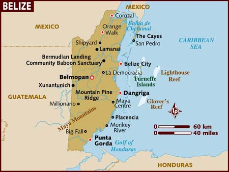map_of_belize