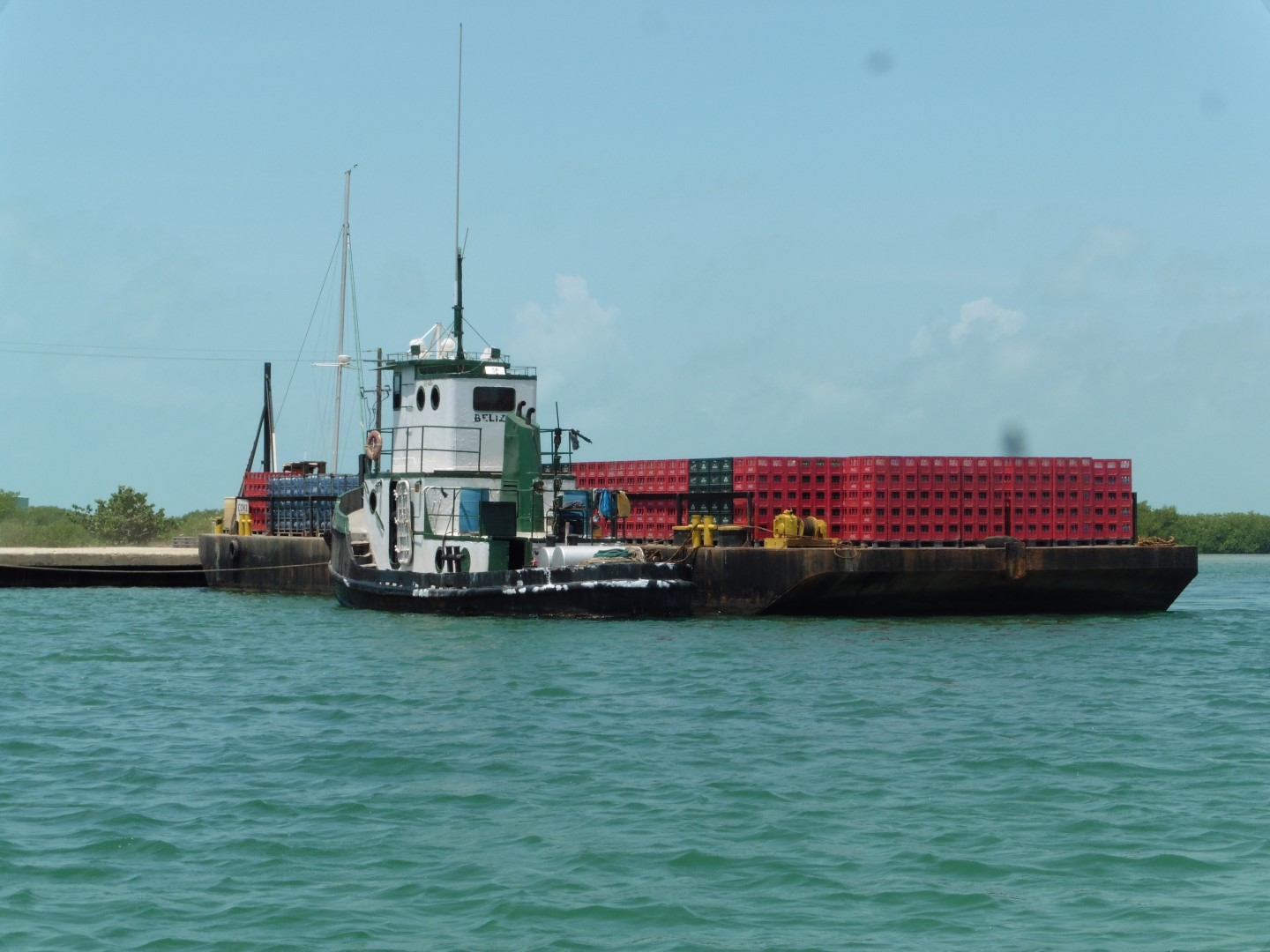 So   You Wanna Ship A Boat To Belize? - San Pedro Scoop