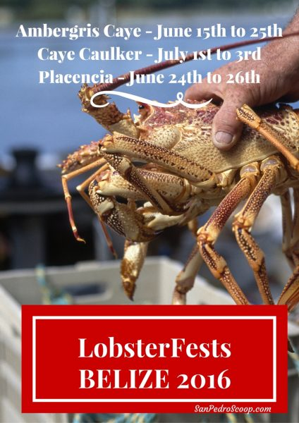 LobsterFestBELIZE