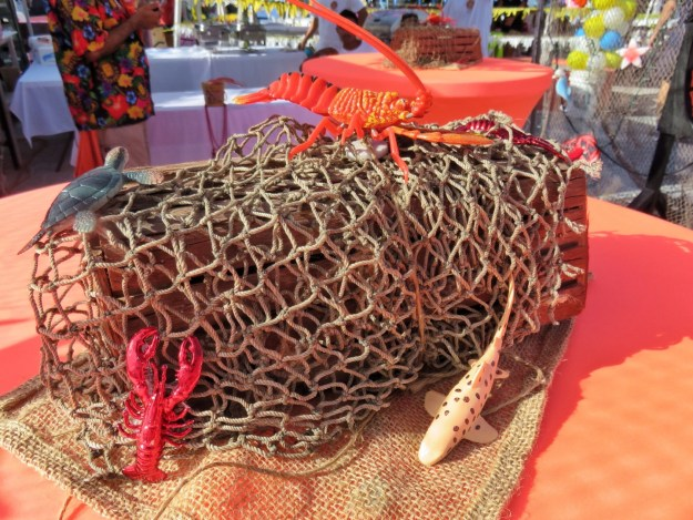 Lobster Festival San Pedro Belize, Estels