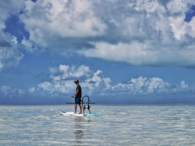 paddle-boarding-the-sandbar