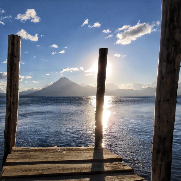 view-sunset-lake-atitlan