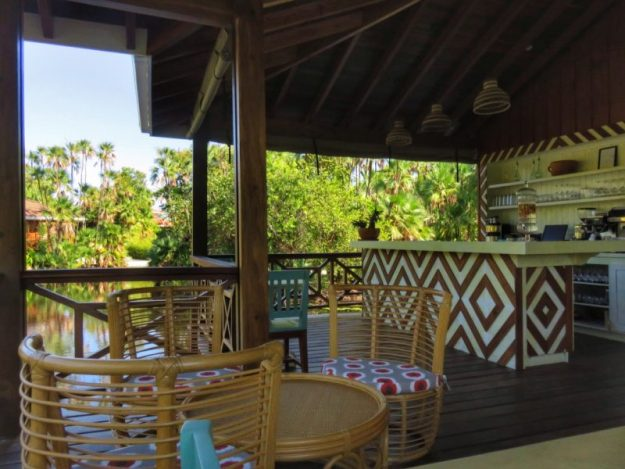 Spa Restaurant, Placencia, Belize