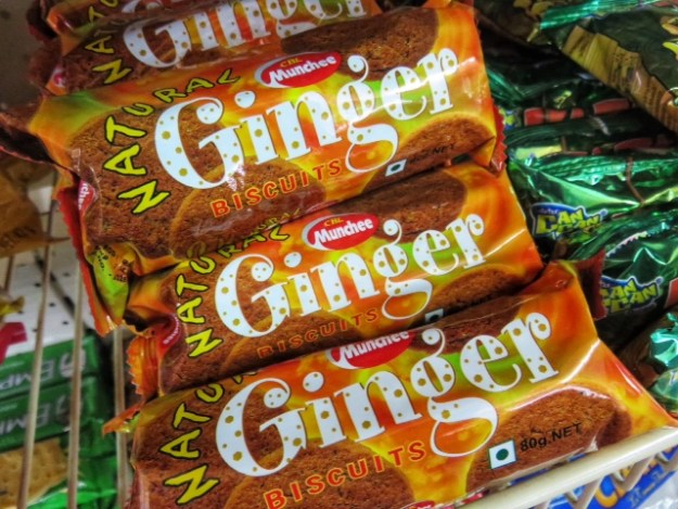 Sri Lanka Ginger Cookies