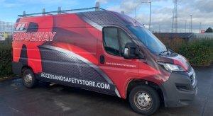 Ridgeway vehicle graphics