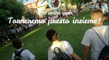 Aspettando l'Estate in Oratorio – Oratorio San Pietro Assemini
