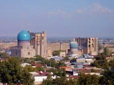 viaggi uzbekistan