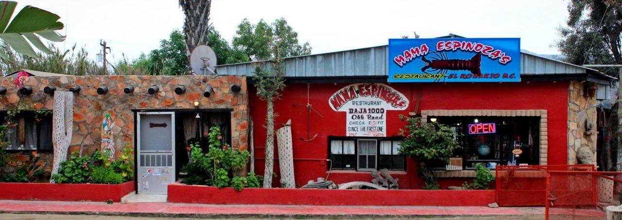 Mama Espinoza's Restaurant