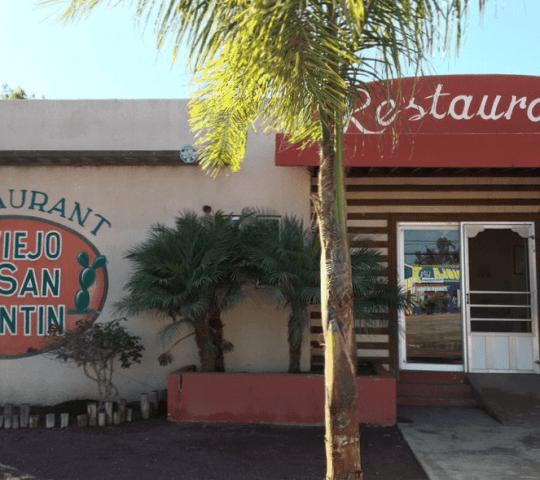 "Restaurant ""Viejo San Quintin"""