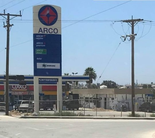 Arco Gas Station – Vicente Guerrero
