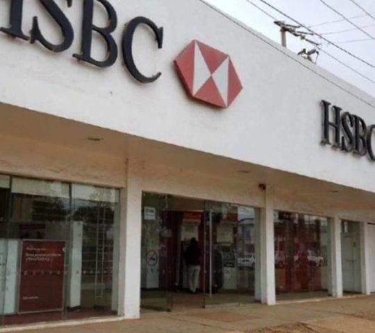 HSBC Bank – San Quintin
