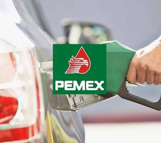 Pemex Gas Station – San Telmo