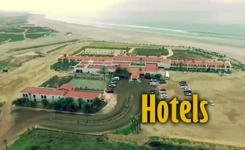 Hotels in San Quintin, Baja California Mexico