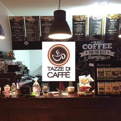 Tazze Di Caffe Cafetería