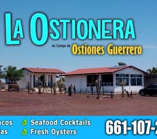 La Ostionera de Bahia Falsa – Ostiones Guerrero