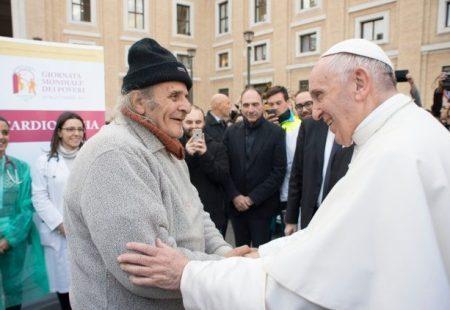 Omelia di Papa Francesco nella III Giornata Mondiale dei Poveri