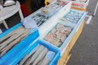 さんさん朝市 新鮮海産物の直売