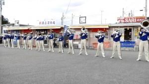 マーチングバンド「Blue Hawks」演奏会(3月25日開催)