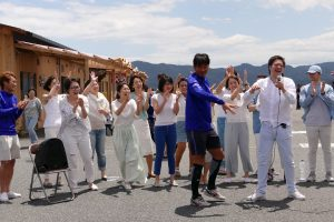 千葉和彦選手【サンフレッチェ広島】ゴスペルコンサート動画編!笑