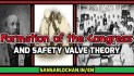 Formation of the Congress and Safety Valve Theory