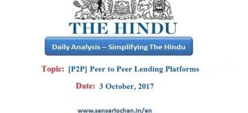 Basic Details about [P2P] Peer to Peer Lending Platforms