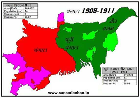 bengal_partition
