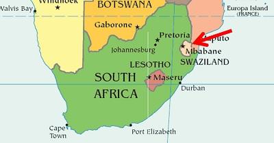swaziland_map
