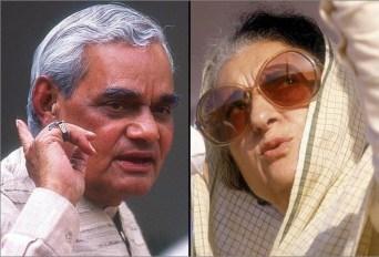 nehru vajpayee together