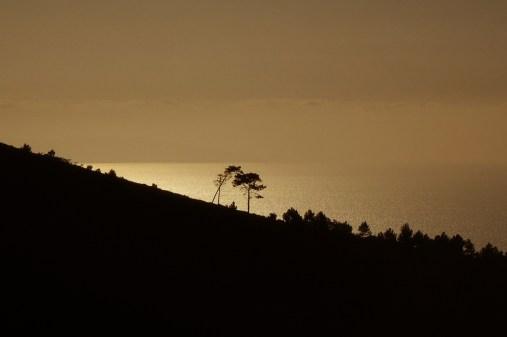 Jaizquíbel sunset