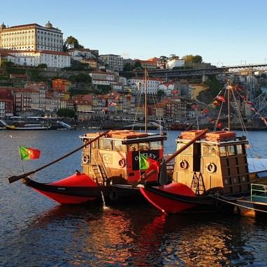 Oporto, Portugal, Río Duero