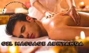 oil massage abhyanga, ayurveda, ashtanga hridayam, panchkarma
