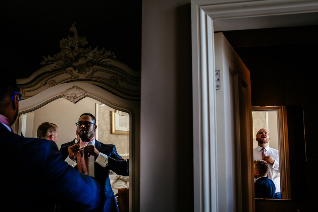 Holly & Mark - Falcon Manor wedding photography Sansom Photography-2