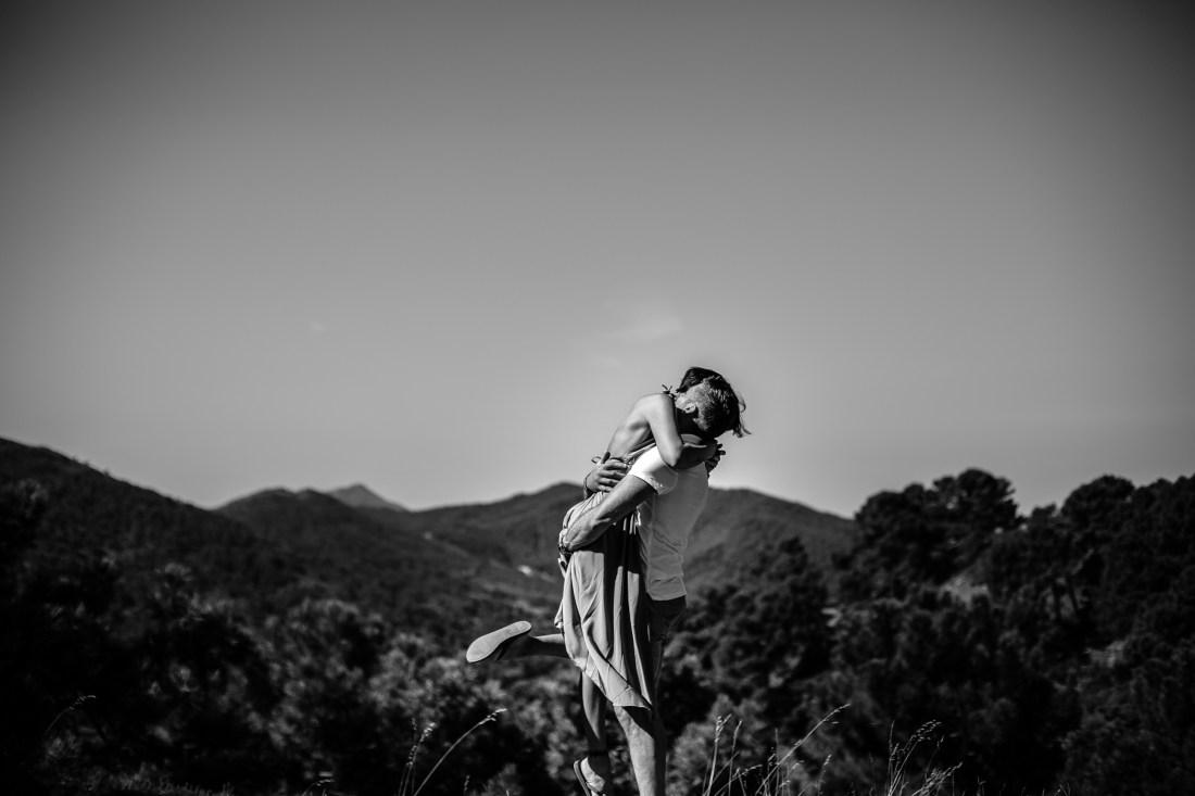 Louise & Ant - Destination engagement photography marbella sansom photography-1
